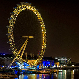 Panoramas Photographs of London